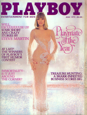 Playboy Magazine, June 1979