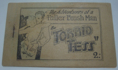 The Adventures of a Fuller Brush Man #2 Vintage Tijuana Bible